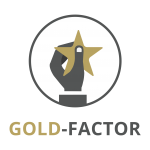Gold Factor Logo
